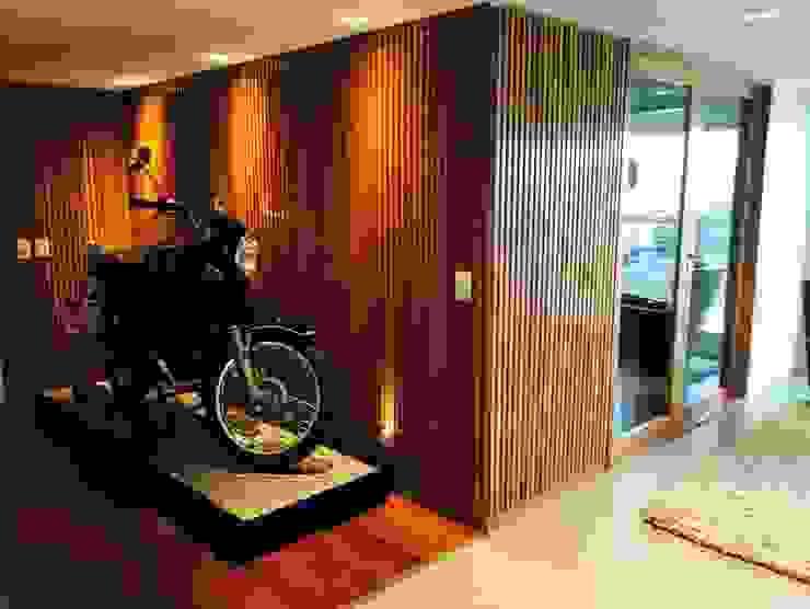 INTERIORISMO EN DEPARTAMENTO Livings modernos: Ideas, imágenes y decoración de taller125 Moderno