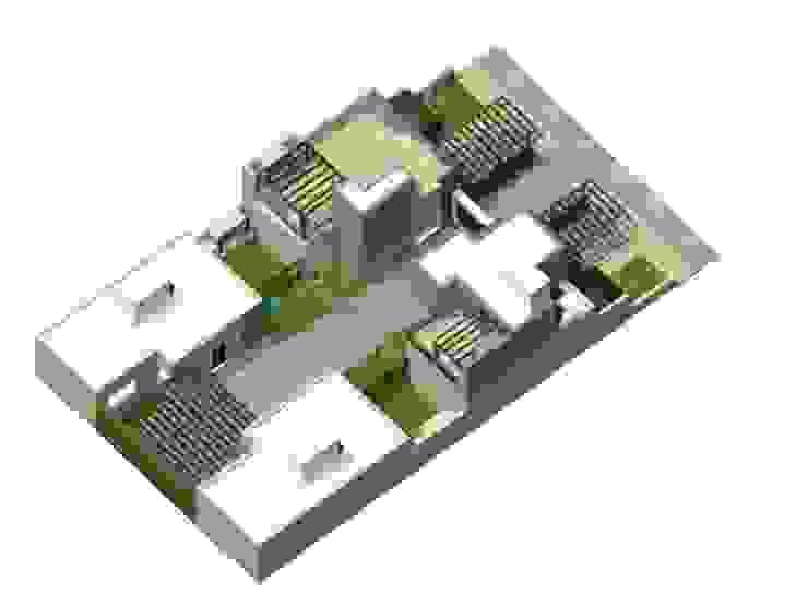 HOUSING ONCATIVO de Q R Arquitectura