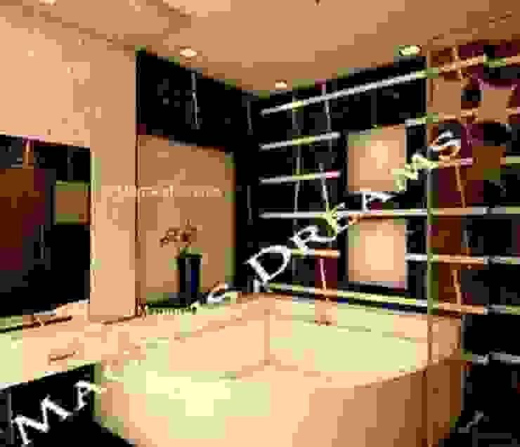 Bathroom Designs Modern bathroom by Magnus Dreams Modern