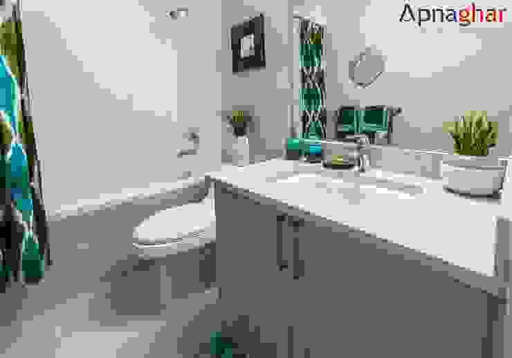 Interior Designs Modern bathroom by amit.joshi Modern