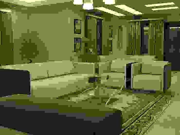 Interior Designs Modern living room by amit.joshi Modern