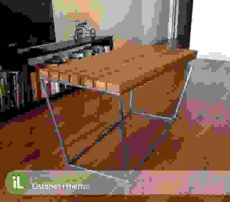 Mesa ratona TORSA de iL Diseño Escandinavo