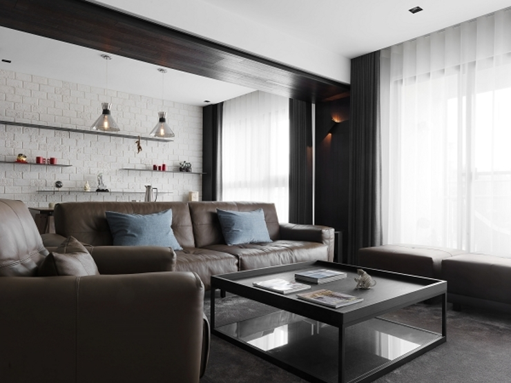 Modern living room by KD Panels Modern Wood Wood effect