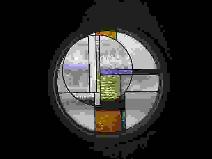 サークル: タラ工房が手掛けた現代のです。,モダン ガラス