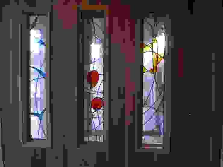 ナチュラル・2: タラ工房が手掛けた折衷的なです。,オリジナル ガラス