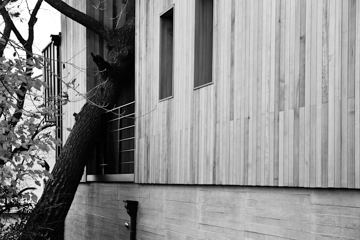 구산동 근린생활시설+주택 스칸디나비아 주택 by GongGam Urban Architecture & Construction 북유럽