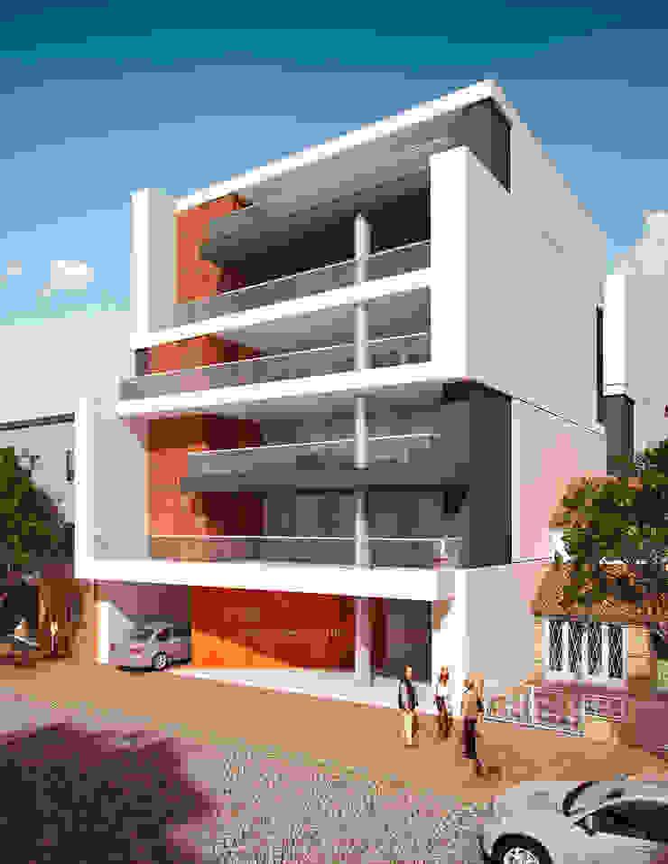 Modern houses by Mauricio Morra Arquitectos Modern