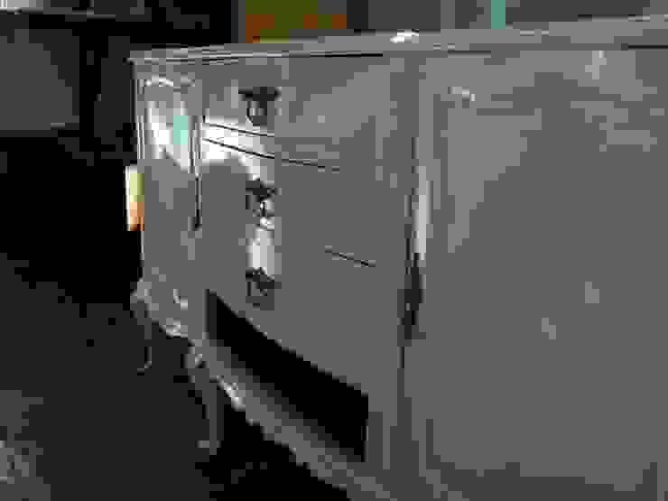Aparador estilo Queen Anne por House Repair2015
