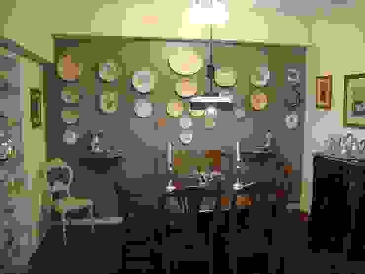 Renovar sala de estar e jantar por House Repair2015