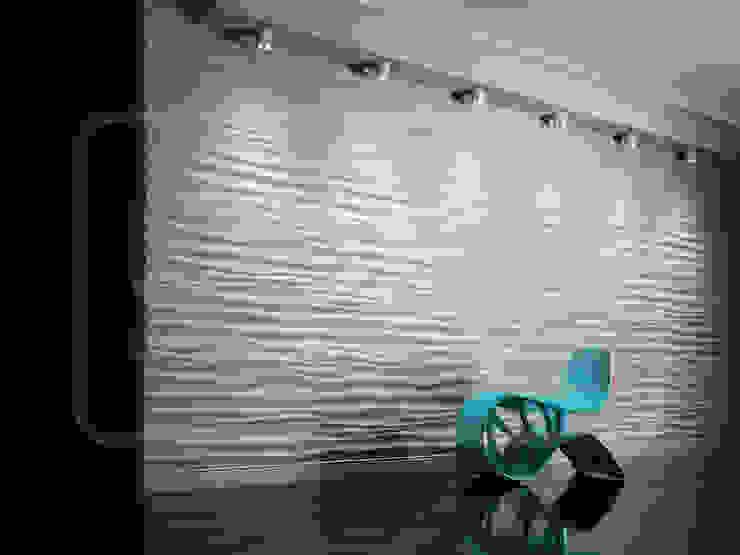 Panele Dekoracyjne 3D - Loft Design System - model Ripples od Loft Design System Nowoczesny