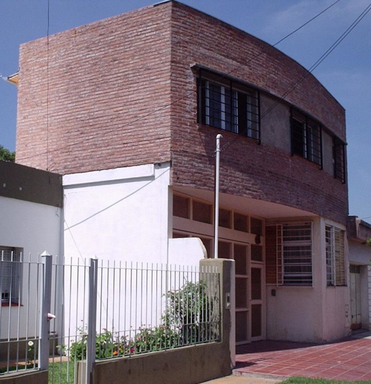 AyC Arquitectura Modern houses