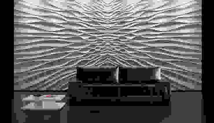 Panele Dekoracyjne 3D - Loft Design System - Loft Mural od Loft Design System Nowoczesny