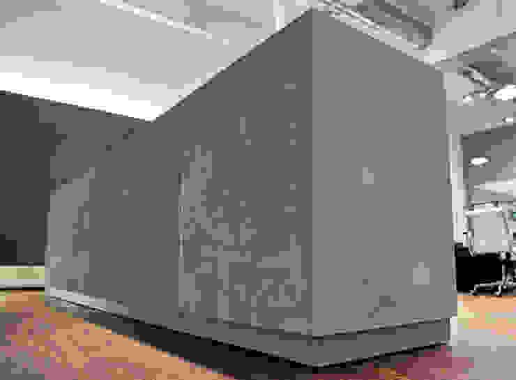 bestehende Möbel mit Beton veredeln Betonkombinat Geschäftsräume & Stores