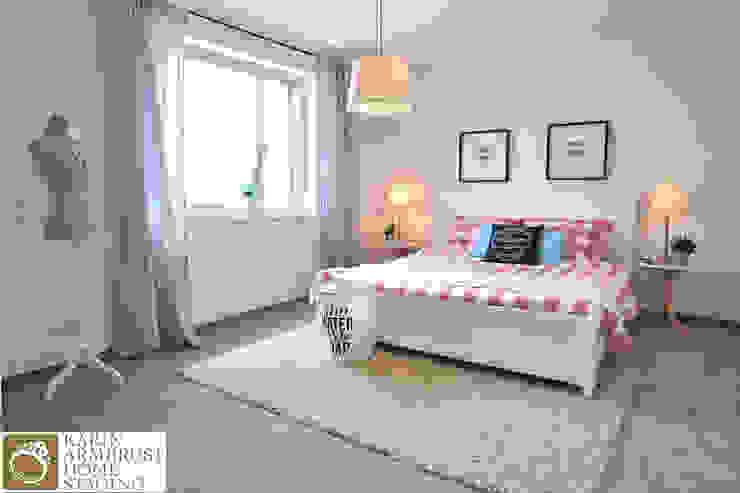 غرفة نوم تنفيذ Karin Armbrust - Home Staging, كلاسيكي