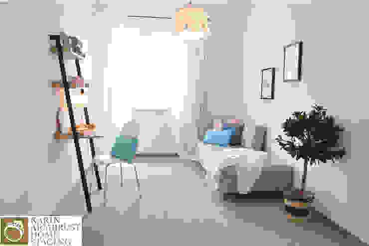 مكتب عمل أو دراسة تنفيذ Karin Armbrust - Home Staging, كلاسيكي
