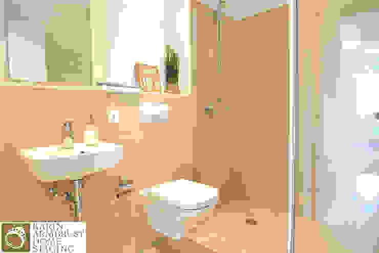 حمام تنفيذ Karin Armbrust - Home Staging, كلاسيكي