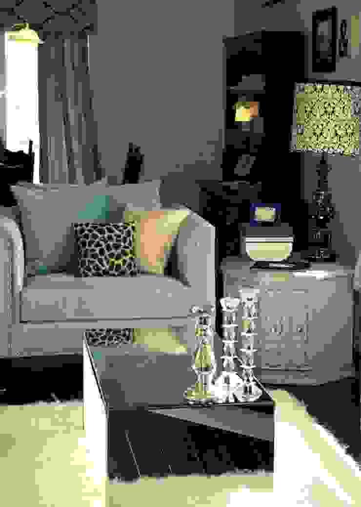 Muebles ambientados Livings modernos: Ideas, imágenes y decoración de Casa & Stylo, Concordia Moderno