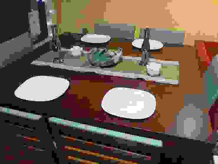 Muebles ambientados Comedores modernos de Casa & Stylo, Concordia Moderno