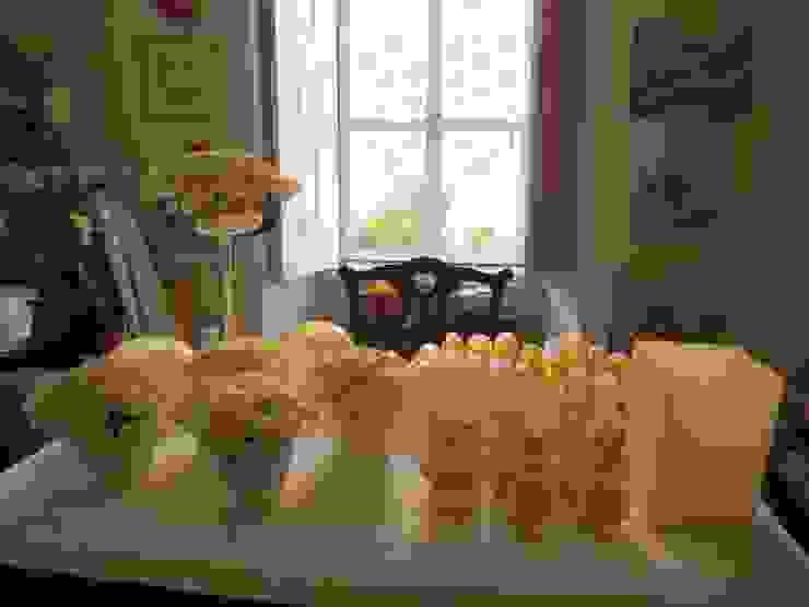 Baptizado em tons de Amarelo por MB Design de Interiores Moderno