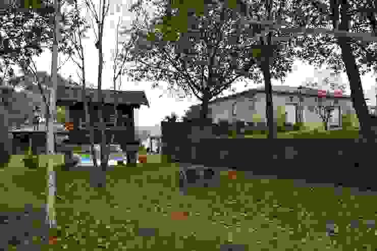 Projecto – Casa da Gemieira Casas rústicas por Limaplano Rústico