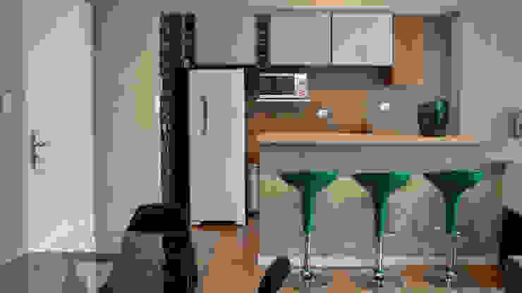 Reforma – Rua Paula Ney. Salas de estar modernas por MEM Arquitetura Moderno