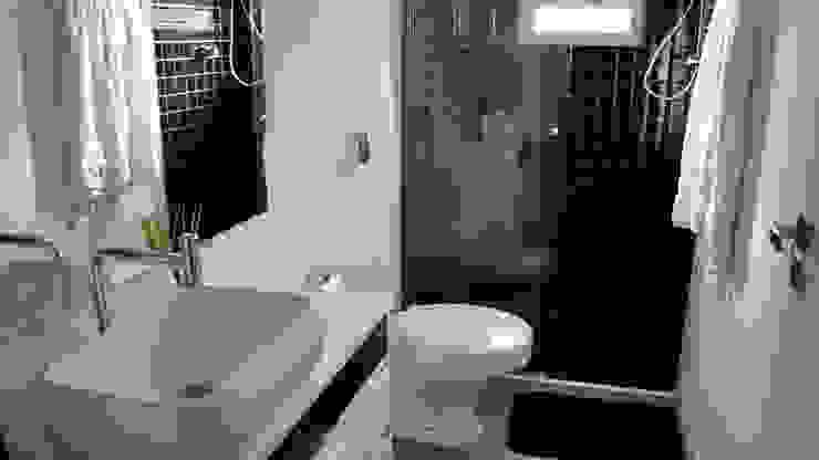 Reforma – Rua Paula Ney. Banheiros modernos por MEM Arquitetura Moderno