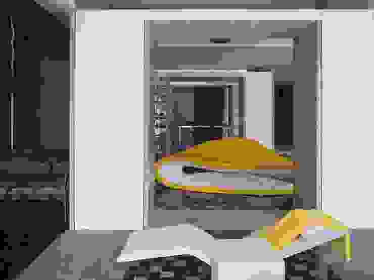 ARTFUL COLOR Piscinas modernas por SA&V - SAARANHA&VASCONCELOS Moderno