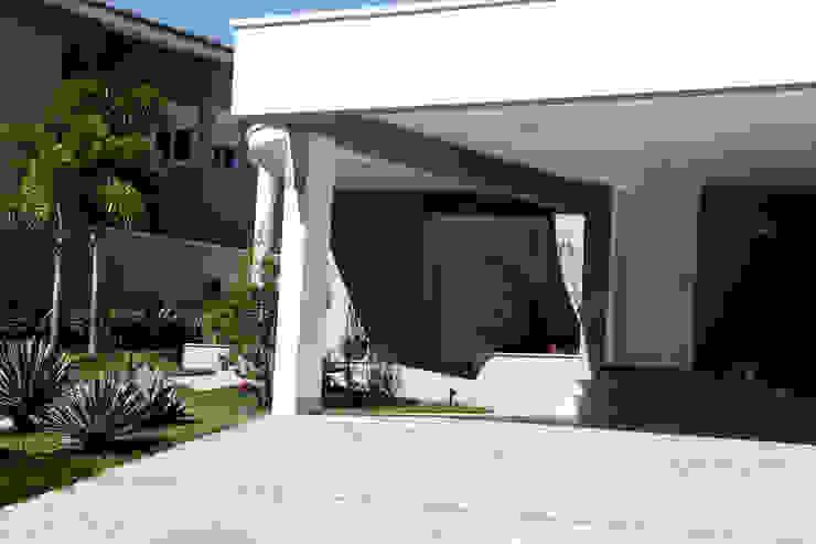 Moderne huizen van Vettori Arquitetura Modern