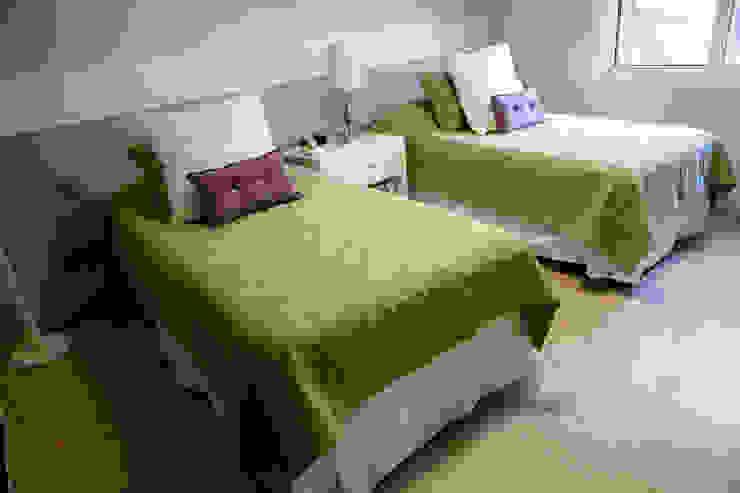 Dormitorios de estilo moderno de Vettori Arquitetura Moderno