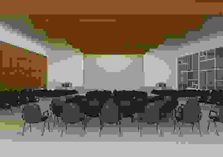 Igreja Presbiteriana Tamboré por shileon Arquitetura Moderno