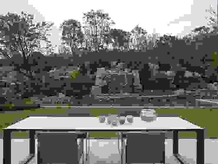 SA&V - SAARANHA&VASCONCELOS Jardines de estilo ecléctico