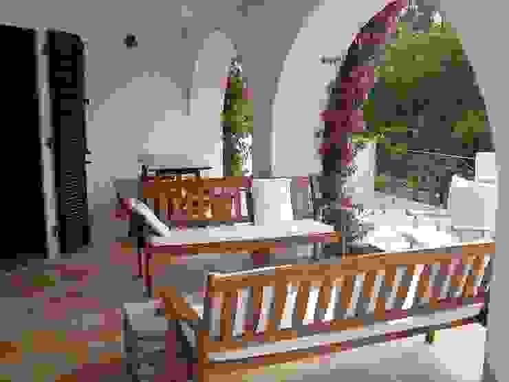 Дома в средиземноморском стиле от Fabio Carria Средиземноморский