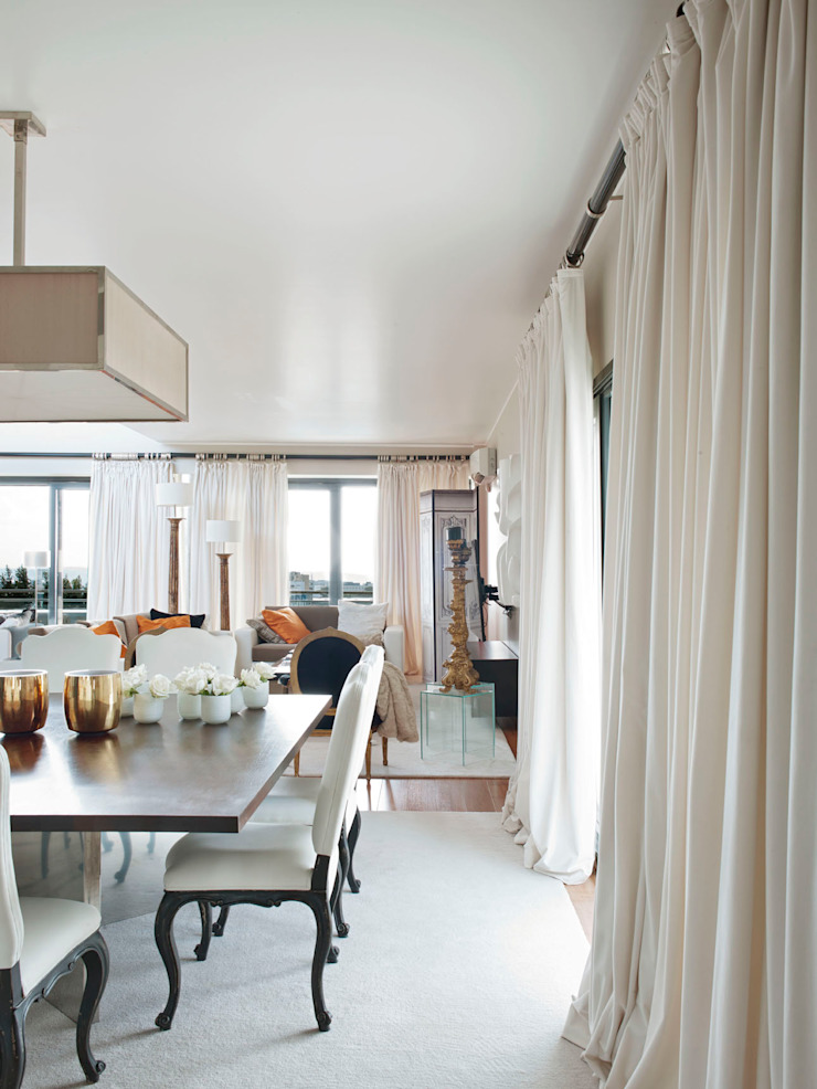 HOUSE OF PLEASURES Salas de jantar modernas por SA&V - SAARANHA&VASCONCELOS Moderno