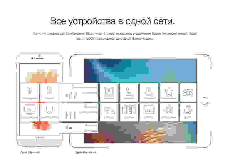iPad и iPhone Crestron приложение для умный дом. от Первая Мультимедийная компания Классический