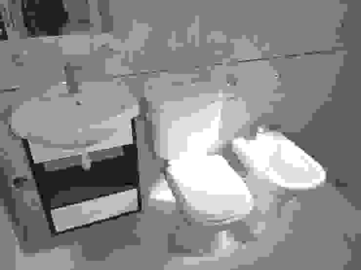 Bathroom by VHA Arquitectura