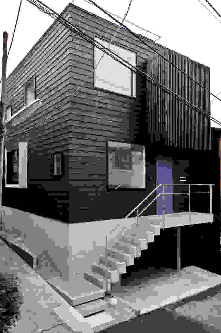 atami house 모던스타일 주택 by 씨즈 아틀리에 모던