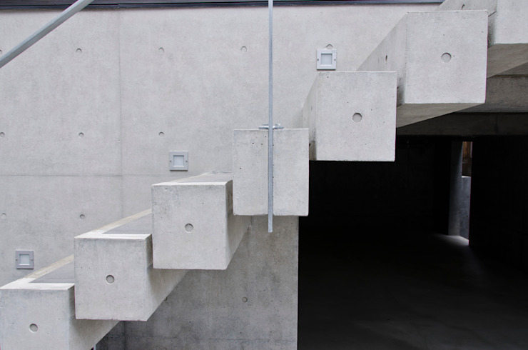 Modern Houses by 씨즈 아틀리에 Modern