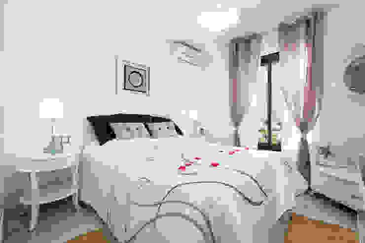 Eclectic style bedroom by Espacios y Luz Fotografía Eclectic
