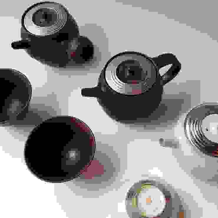 ポット: 松尾 直樹 (matsuo naoki)が手掛けた現代のです。,モダン 陶器