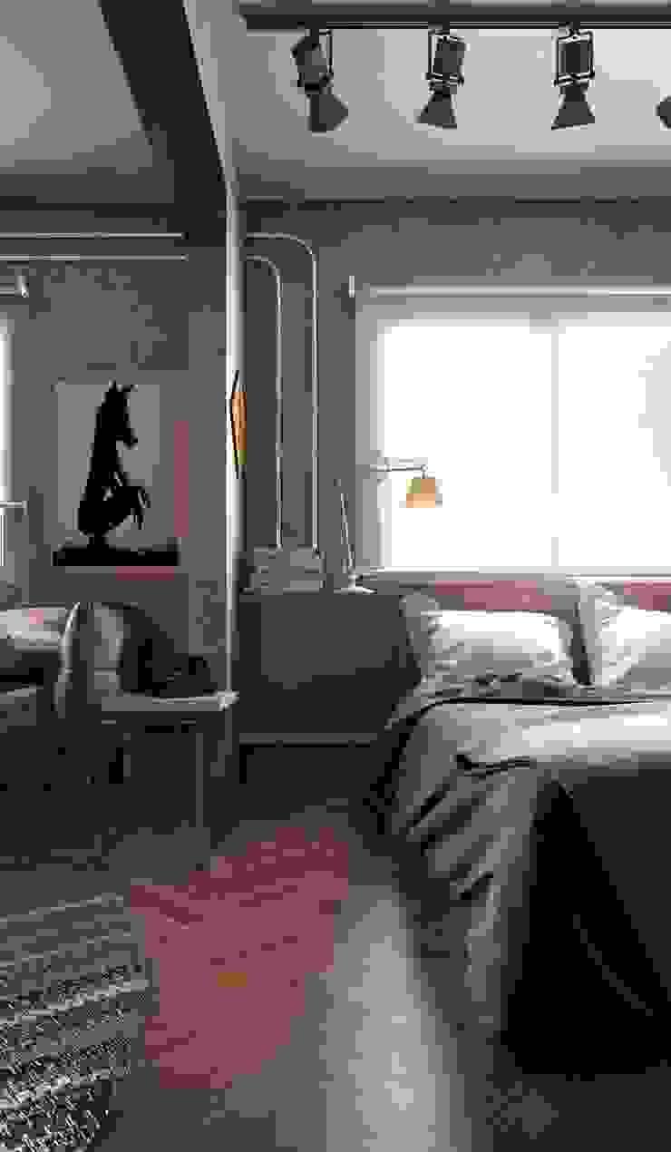 Modern style bedroom by .Villa arquitetura e algo mais Modern