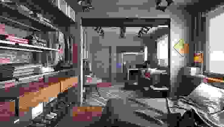 Bedroom by .Villa arquitetura e algo mais, Modern