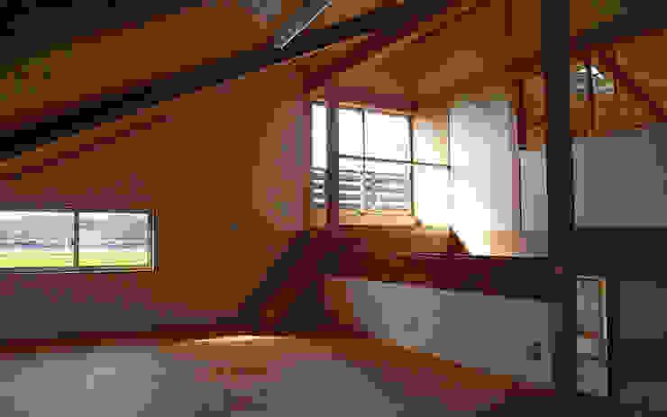 津屋崎の家 和風デザインの 子供部屋 の AMI ENVIRONMENT DESIGN/アミ環境デザイン 和風