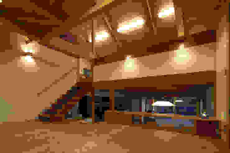 津屋崎の家 和風デザインの リビング の AMI ENVIRONMENT DESIGN/アミ環境デザイン 和風