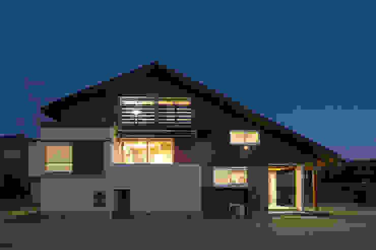 津屋崎の家 日本家屋・アジアの家 の AMI ENVIRONMENT DESIGN/アミ環境デザイン 和風