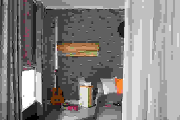 Indes Fuggerhaus Textil GmbH Windows & doors Curtains & drapes Tekstil Brown