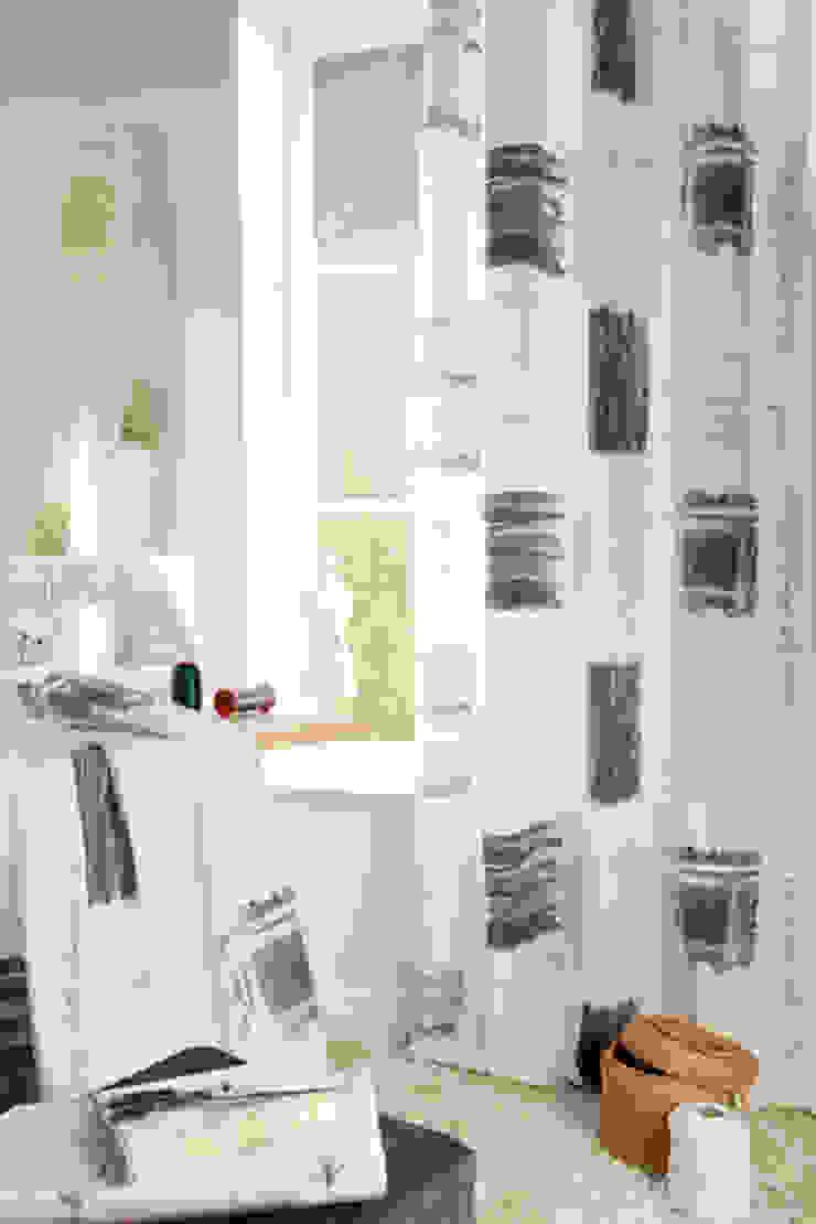 Indes Fuggerhaus Textil GmbH Windows & doors Curtains & drapes Tekstil Purple/Violet