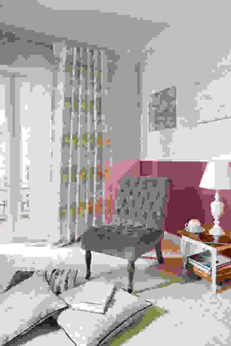 Indes Fuggerhaus Textil GmbH Windows & doors Curtains & drapes Tekstil Beige