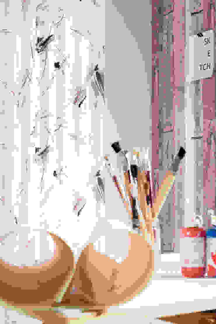 Indes Fuggerhaus Textil GmbH Windows & doors Curtains & drapes Tekstil Multicolored