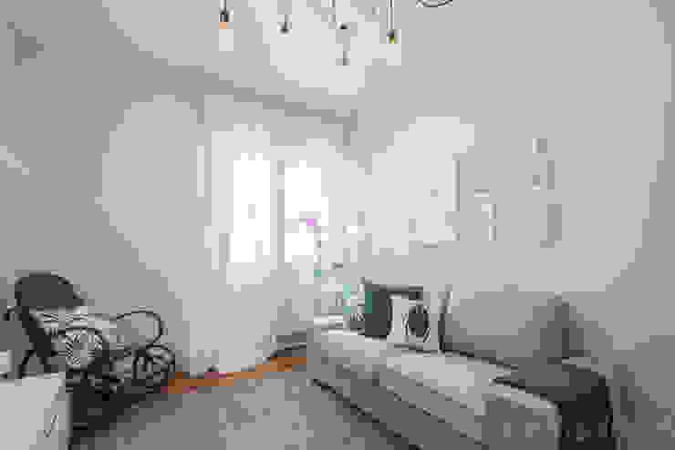 scandinavian  by jaione elizalde estilismo inmobiliario - home staging, Scandinavian