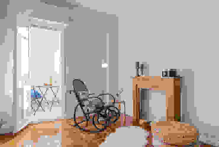 por jaione elizalde estilismo inmobiliario - home staging Escandinavo